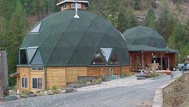 В Севастополе могут скоро появиться купольные дома