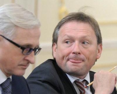 Политические страсти: Шохин категорично выразился против Титова