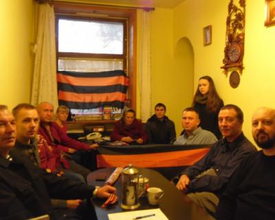 Начал работу Севастопольский Штаб Национально-Освободительного Движения России