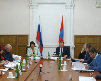 Белик и Лобач привлекли ведущих виноделов Севастополя к написанию ключевых законопроектов отрасли
