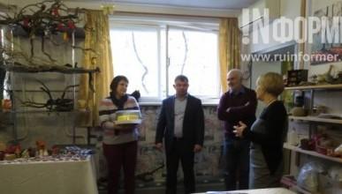 Благотворительный Фонд «Наш дом - Севастополь» отремонтировал фасад центра социальной адаптации «Дом солнца»