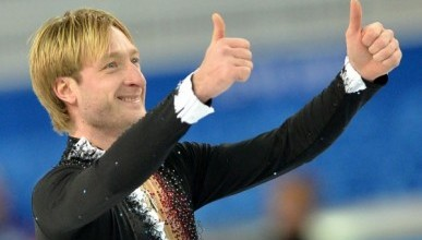 К команде PutinTeam присоединился выдающийся фигурист Евгений Плющенко