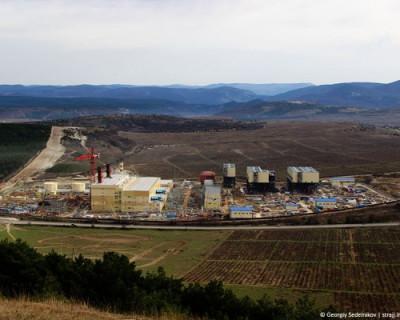 Как продвигается строительство ТЭС под Севастополем?
