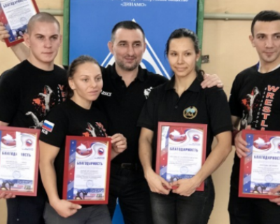 Севастопольские спортсмены вошли в состав сборной команды России и примут участие в чемпионате Европы и Мира