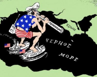 Украинские «обезьяны с гранатой» собираются сделать Крым безлюдным?