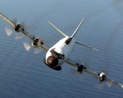 Сколько самолетов США ведут воздушную разведку у берегов Крыма?