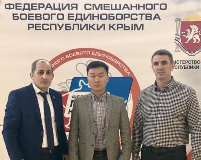 Севастополь и Крым будут совместно развивать ММА