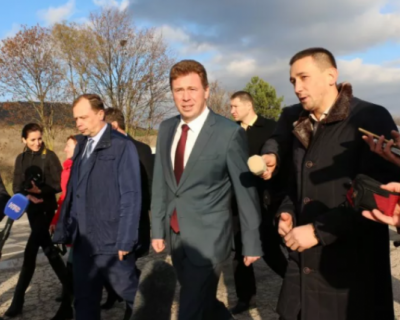 Губернатор будет лично контролировать строительство севастопольских участков федеральной трассы «Таврида»