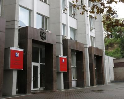 Чиновники Севастополя отчитались о своей работе за год