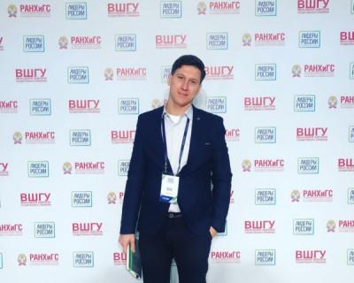 Перспективный руководитель Севастополя стал полуфиналистом конкурса «Лидеры России»