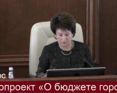 Председатель ЗакСобрания: «Если Дмитрий Владимирович хочет, чтобы я нарушила закон, то я его нарушу»