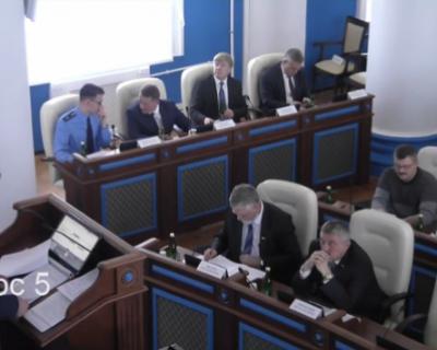 Глава департамента финансов Севастополя доложил о расходной части бюджета на 2018 год