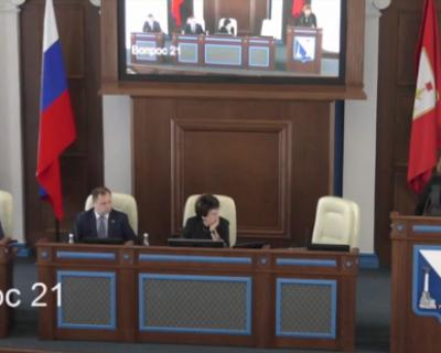 Губернатор говорит: ФАРС! Сессия ЗакСобрания Севастополя превратилась в главный скандал дня