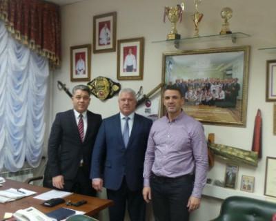 В Москве обсудили взаимодействие региональных филиалов РСБИ