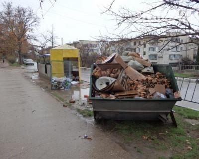 Севастополь копает себе яму на дне экологического рейтинга субъектов РФ?