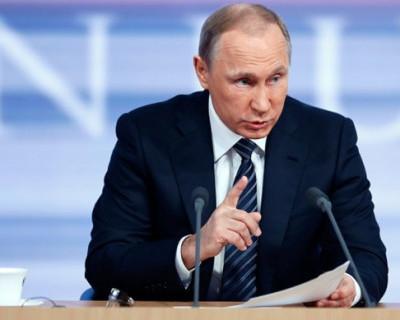На большой пресс-конференции Владимир Путин объявит о формате своего выдвижения