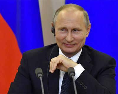 Украинцы мечтают, чтобы Путин стал их президентом