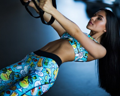 Инновация на рынке Севастополя: открылся магазин с дизайнерскими вещами для фитнеса