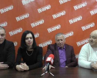 Городская «команда Путина» поделилась планами на предвыборный период (ВИДЕО)