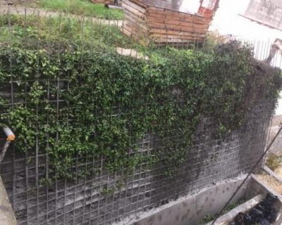 В Севастополе забросили ремонт аварийной подпорной стены
