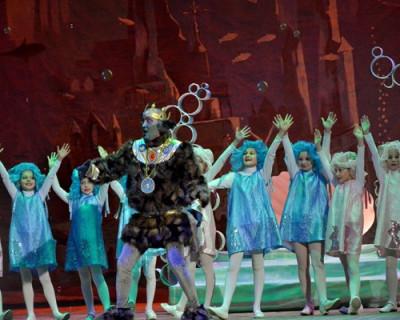 В Севастополе состоялась премьера нового спектакля «Чудо-Юдо и все, все, все!»