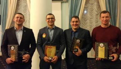 Севастопольская Федерация дзюдо названа лучшей по итогам 2017 года