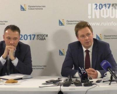 Что планирует сделать губернатор Севастополя в 2018 году?