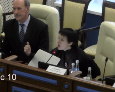 «Работа ЗакСобрания сегодня неэффективна». Севастополь остался без трёхлетнего бюджета