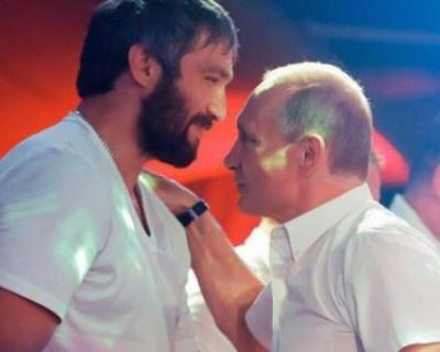Движение PutinTeam определилось с фирменной символикой (фото)