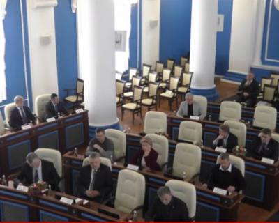 В севастопольском ЗакСобрании может уменьшится количество «платных» депутатов