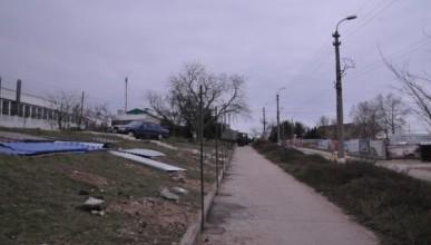 Когда в Севастополе появляются окопы?