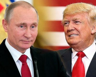 Что Путин пожелал Трампу на Новый год
