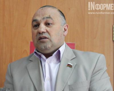 Сергей Бинали пожелал севастопольским семьям счастья и здоровья в 2018 году