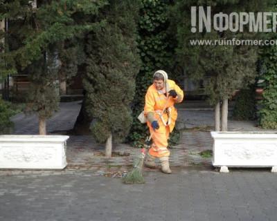 Фоторепортаж «ИНФОРМЕРа»: как выглядит Севастополь в новогоднее утро 2018 года