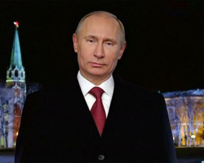 Как менялся Владимир Путин с каждым годом: 15 новогодних посланий президента России (ФОТО)