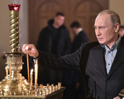 Главные слова президента России в Рождество