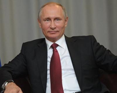 Путин обогнал всех кандидатов в президенты России