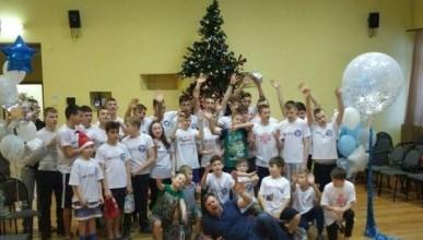 Движение Putin Team проводит благотворительные акции для детских домов