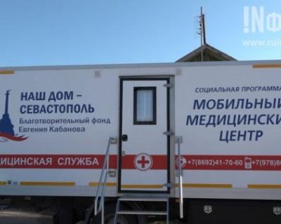 Сколько пациентов приняли в январские праздники сотрудники Мобильного медицинского центра Евгения Кабанова?