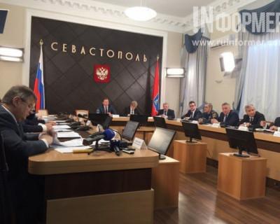 Заксобрание Севастополя на ремонт потратило 72 млн рублей, правительство оказалось скромнее (ФОТО)