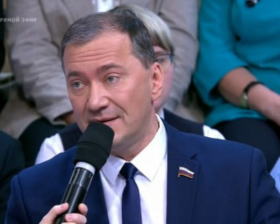 Дмитрий Белик на Первом канале призвал Госдеп США задуматься над своей политикой (ВИДЕО)