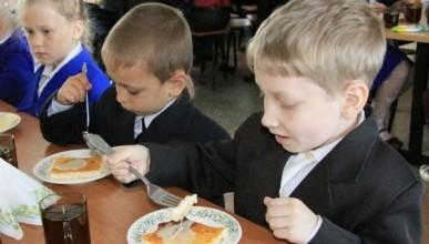Питание севастопольских детей в школах (ОПРОС)