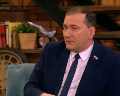 Депутат Госдумы России Дмитрий Белик о новых инициативах властей Украины