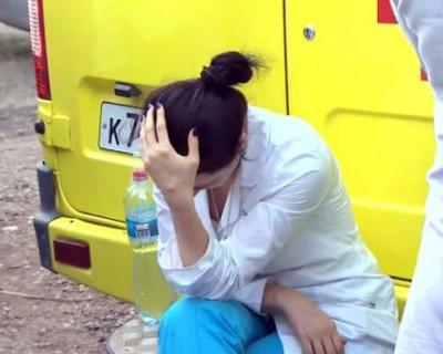 Невменяемая пациентка избила фельдшера скорой помощи Севастополя (ВИДЕО)