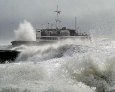 Как Черноморский флот подготовился к непогоде?