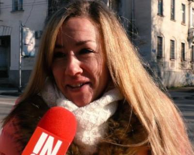 Корреспонденты «ИНФОРМЕРа» пытали замерзших севастопольцев