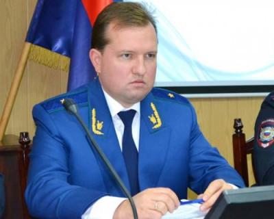 Прокурора Севастополя через суд лишили земли