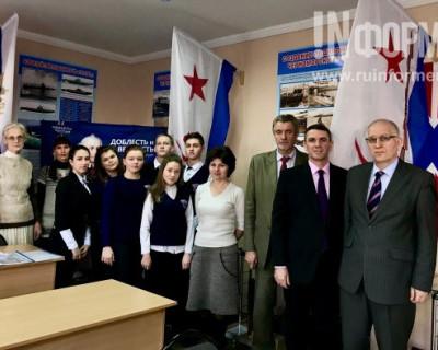 В Севастополь пришло благодарственное письмо из Москвы
