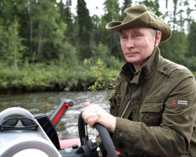 Композиция «Путин» (Putin)