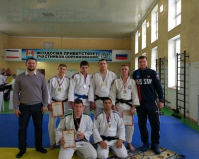 Севастопольские дзюдоисты привезли призовые места из Феодосии (ФОТО)